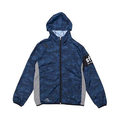 Star Camo Woven Jacket (SA-19S01)