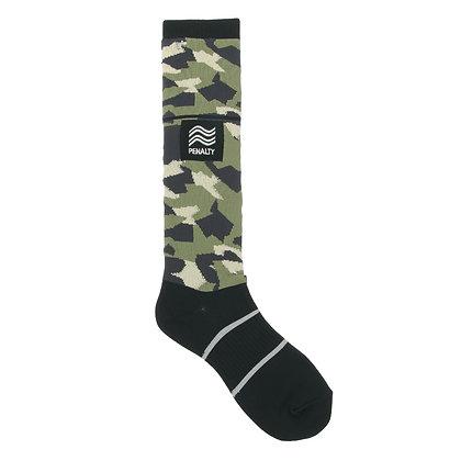 Jacquard Camouflage 2way Socks