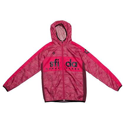 Star Camo Hoodie Jacket (SA-19A01)