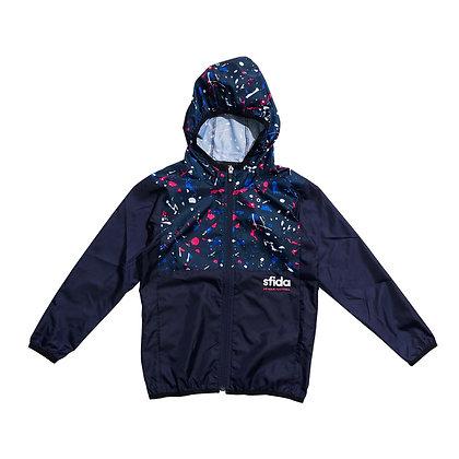 Jr. 昇華 Print Woven Jacket (SA-18A01-JR)