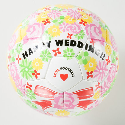 Happy Wedding Gift Ball (Futsal 4)