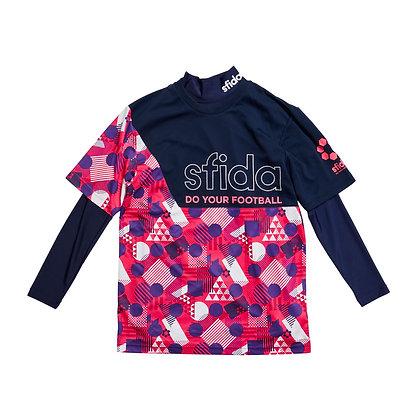 昇華 Print Practice Shirt Set 02 (SA-18A08)