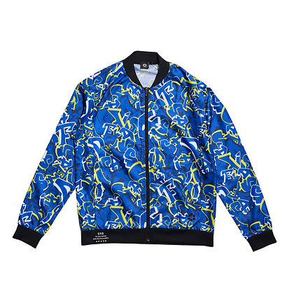 Graffiti MA-1 Jacket (SA-19S12)