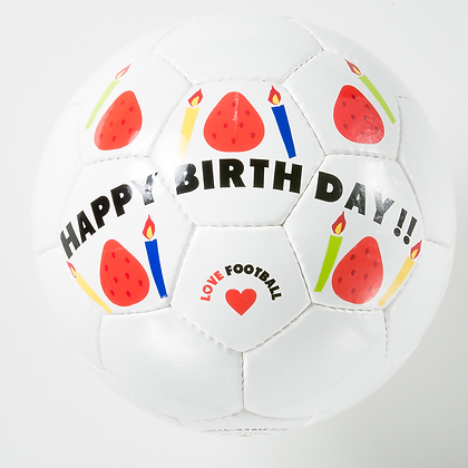 Happy Birthday Gift Ball (Futsal 4)