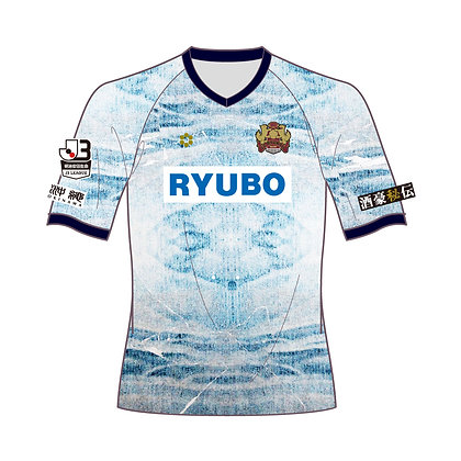FC 琉球 2017 Uniform - AWAY FP