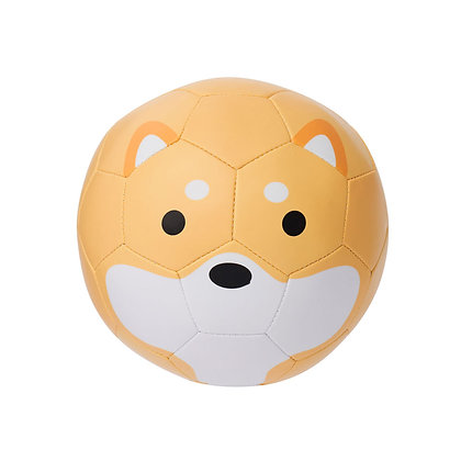 Football Zoo Baby Cushion Ball - DOG