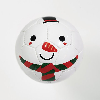 Football X'Mas Snowman (Size 1)