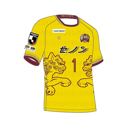FC 琉球 2019 Uniform - AWAY GK #1