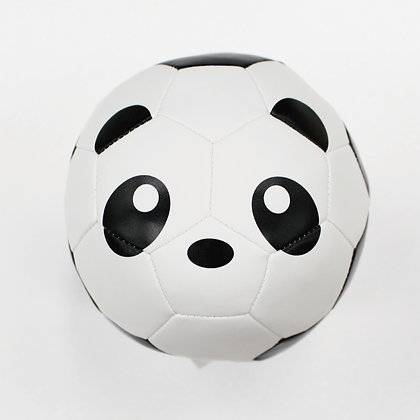 Football Zoo Baby Cushion Ball - PANDA