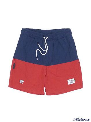 Two-Tone Short Pants (DPZ-RX67)