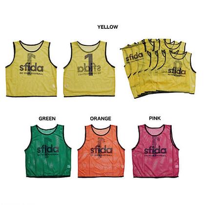 SFIDA Logo Vest w/no. (OSF-V10-12)