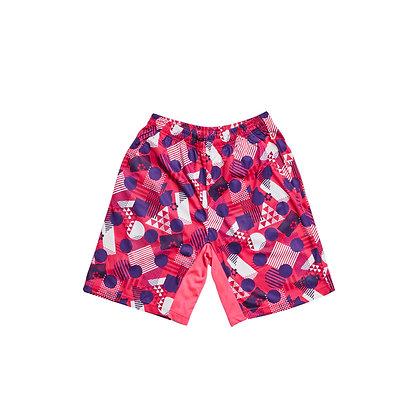 昇華 Print Practice Pants (SA-18A09)