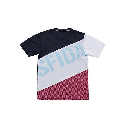 Jr. BIG LOGO Practice Shirt (SA-19S08-JR)