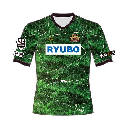 FC 琉球 2017 Uniform - HOME GK