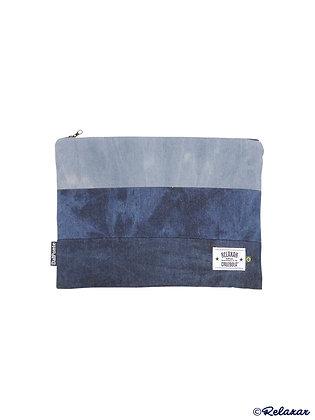 Denim Clutch Bag (DPZ-RX71)