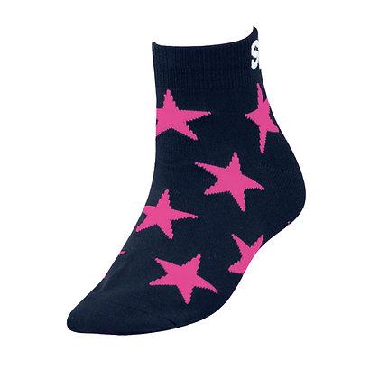 Star Short Socks 2PC set