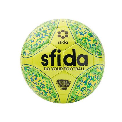 INFINITO II JR - Lime (Futsal 3)