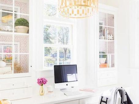 Girl Boss Office Inspo