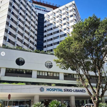 DIA DE ROBÓTICA NO HOSPITAL SÍRIO LIBÂNES