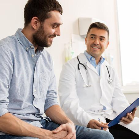 Atitudes para prevenir o Câncer no Homem