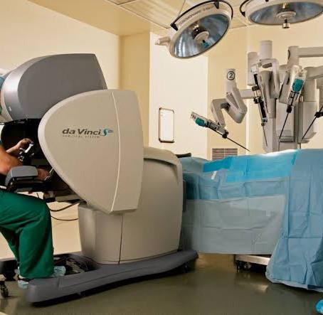Cirurgia Robótica no Brasil