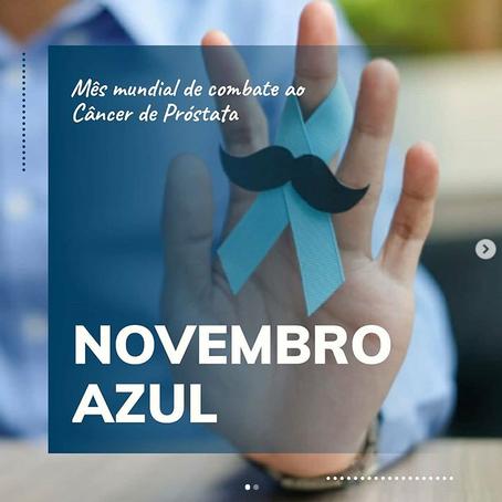 Novembro Azul: Precisamos TOCAR nesse assunto