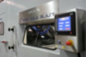 Vapour Blasting Cabinet