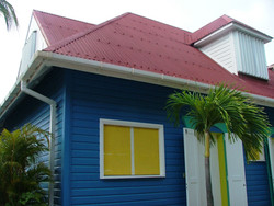 Gustavia Houses