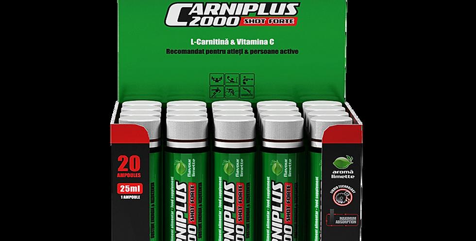 Carniplus 2000 Shot 20x25ml