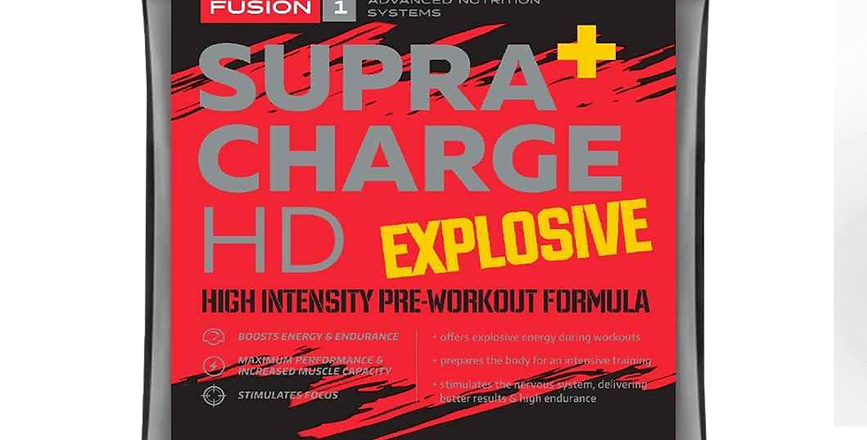Supra+Charge HD,Plic 17 g