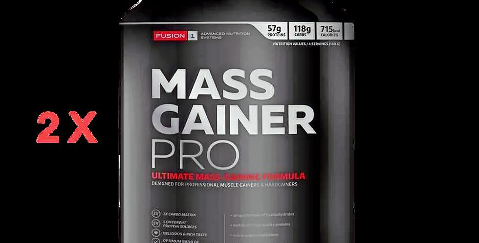 Cumpara 1 Mass Gainer Pro 2,5 kg si il primesti pe al doilea la 50% discount