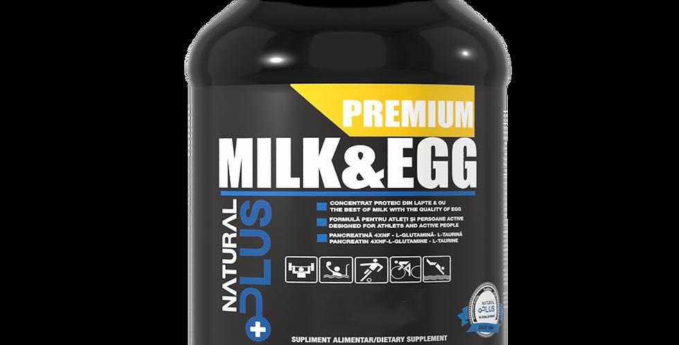 Milk & Egg Premium