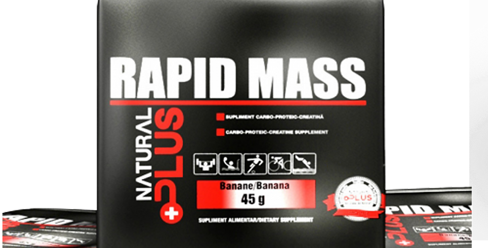 Rapid Mass Envelope 45 g
