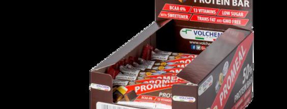 PROMEAL PROTEIN BAR 50% --- baton de 60 gr