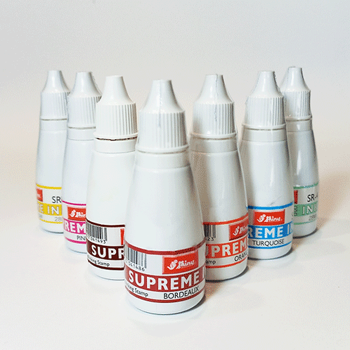Tinta Shiny Supreme 28ml cores especiais
