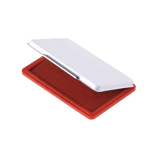 Almofada tinta [Vermelho] Nº2 120x80mm