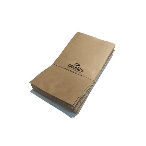 Cartuchos papel kraft [120 grs.] 10 uni.