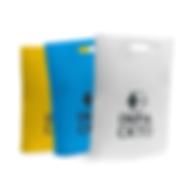 Sacos plastico asa vazada Ilhavo Aveiro Impressao embalagem design