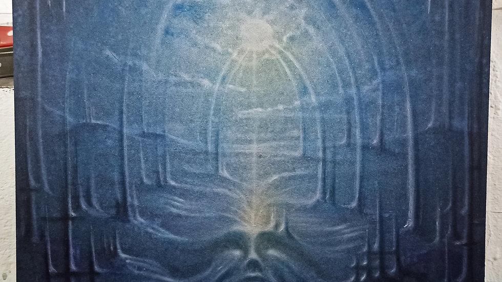 Face Portal - Original Painting