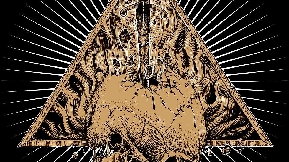 Licence - skull illustration