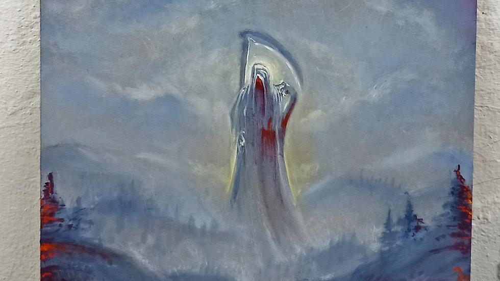 Reaper original painting