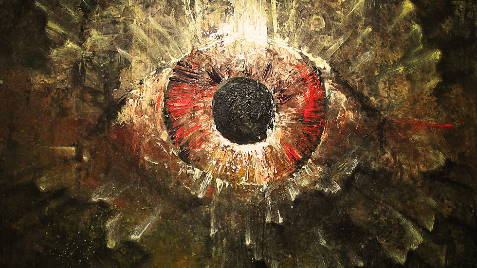 Eye of the Beholder - Original Painting