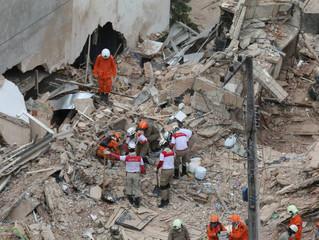 Desabamento em Fortaleza e as falhas na estrutura do prédio
