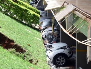 Após desabamento, aumentam pedidos por vistoria em prédios do Plano Piloto