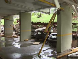 Estudo aponta danos na estrutura de 70% dos edifícios das asas Sul e Norte