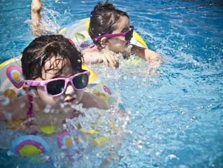 Regras para a manutenção das piscinas