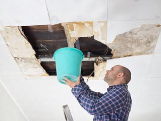 Condomínio deve reparar danos causados por chuvas em apartamento