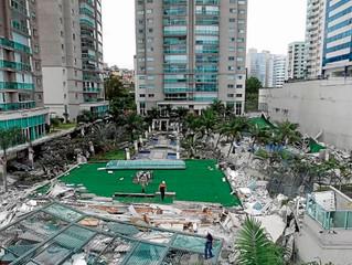 Grand Parc: engenheiros são denunciados por desabamento