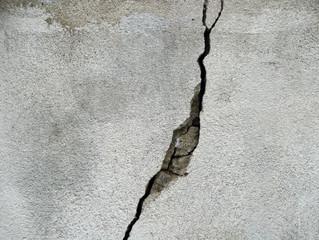 Como Identificar Fissuras, Trincas ou Rachaduras