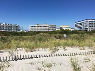 Maresia afeta prédios no litoral